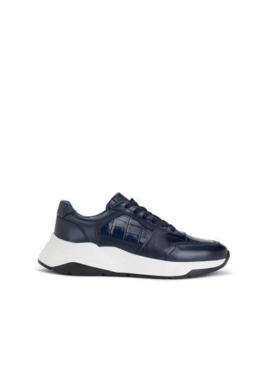 Divarese Spor Ayakkabı Lacivert